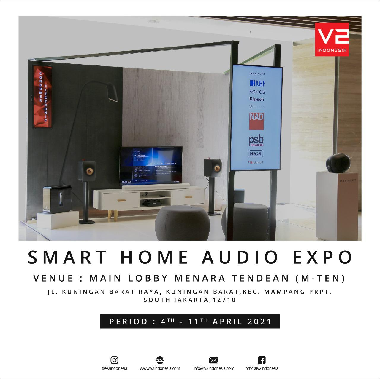 Smart Home Audio Expo