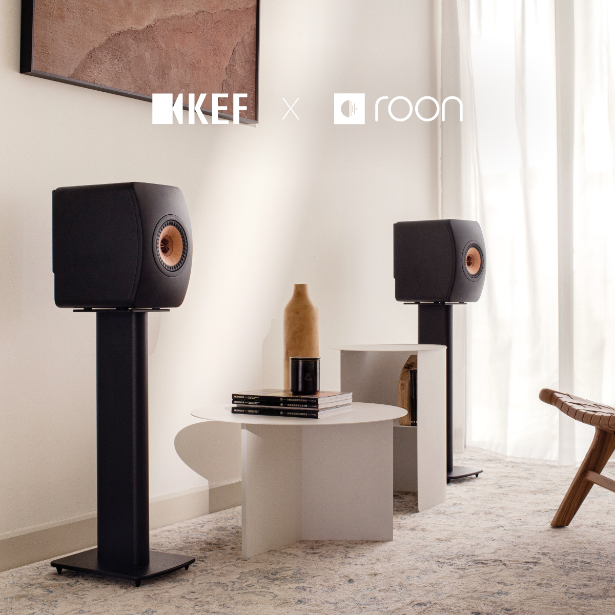 KEF is now Roon Ready certified