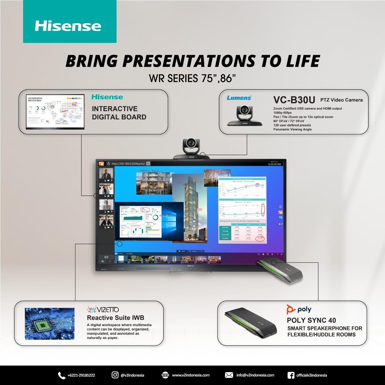 Bring Presentations To Life