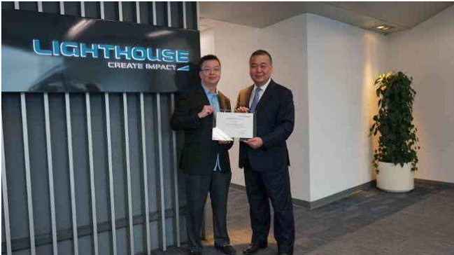 V2 Indonesia Appointed As Lighthouse Distributor