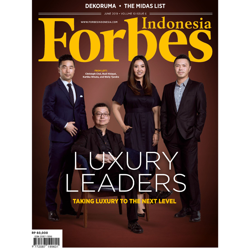 Forbes Luxury Leaders