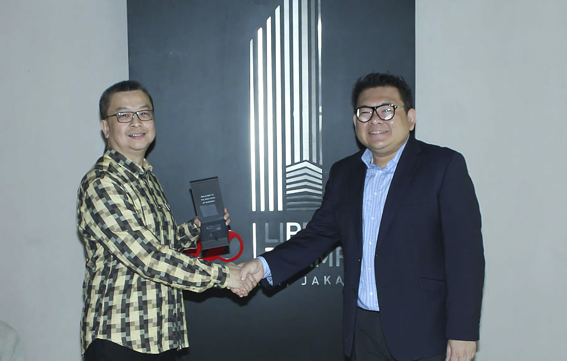 Lippo Thamrin Tower is starting to be handed over