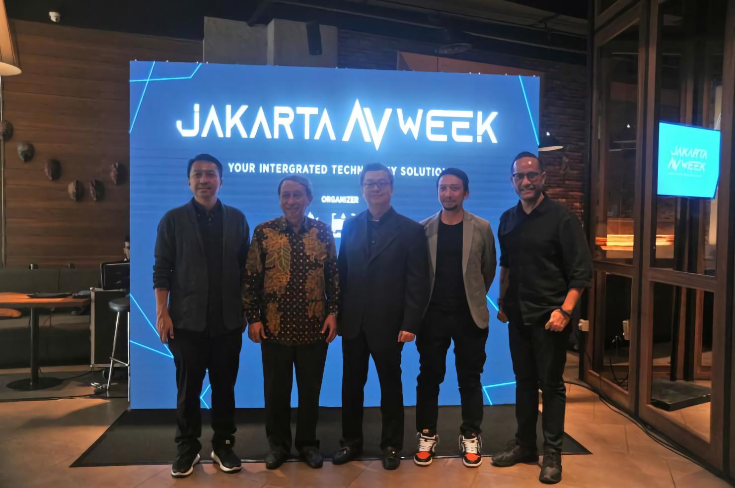 Puluhan Brand Audio Internasional Hadir di Jakarta AV Week