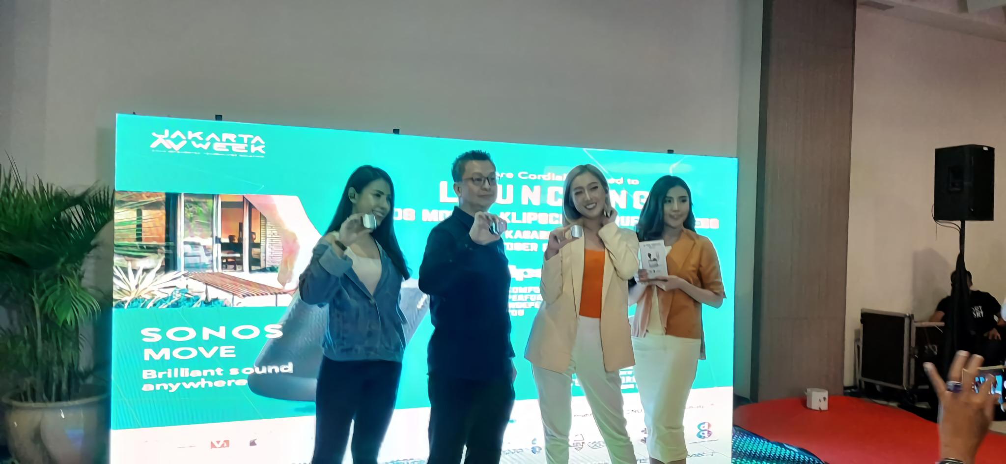 V2 Indonesia Luncurkan 2 Produk Baru di Jakarta Audio Visual Week