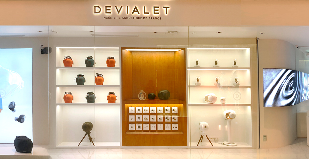 French pioneer audio brand, Devialet, to open its first store in Indonesia