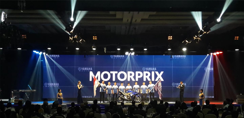 Yamaha Motorprix