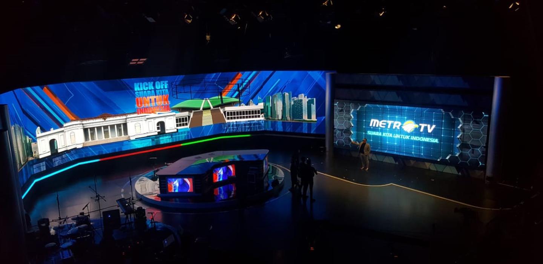 Debat Presiden 2019 Metro TV