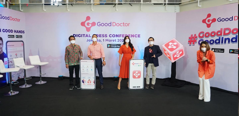 Good Doctor Digital Press Confrence
