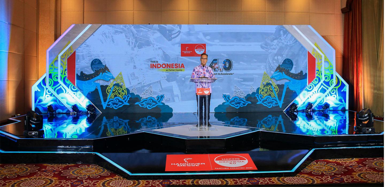 Hannover Messe Making Indonesia 4.0 Kementerian Perindustrian
