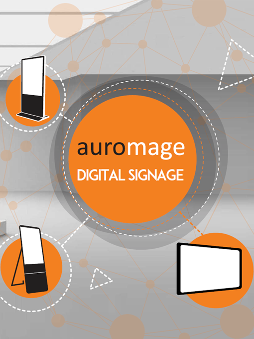 Auromage Digital Signage