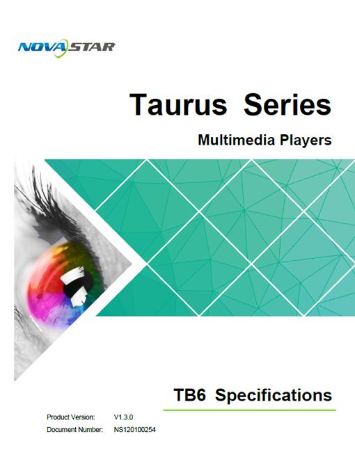 Novastar Taurus Series